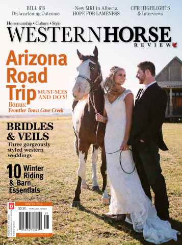 Western Horse Review issue Jan/Feb 2016