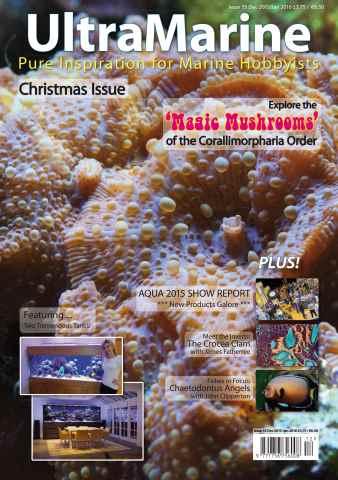UltraMarine Magazine issue Dec 2015/Jan 2016