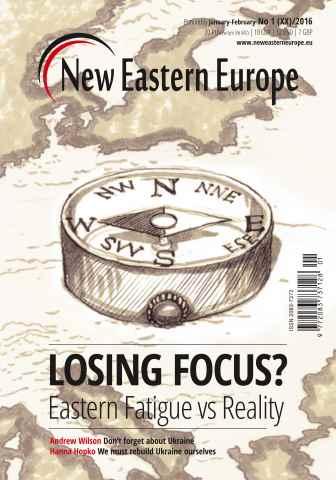 New Eastern Europe issue Jan-Feb 2016