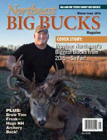 Northeast Big Bucks issue Winter 2016