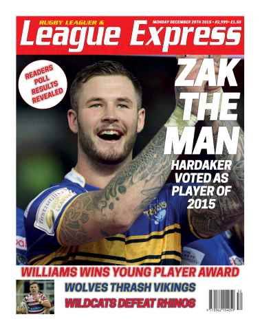 League Express issue 2999