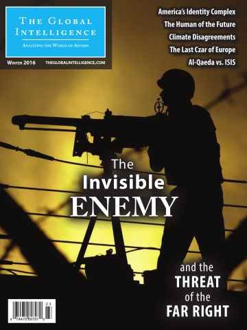 The Global Intelligence issue Winter 2016