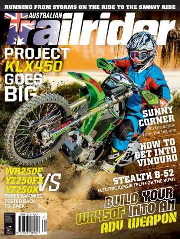 Trailrider issue Issue#67 Dec/Jan
