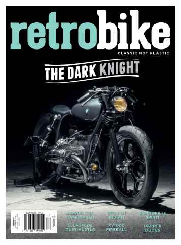 Retro & Classic Bike issue RCBE #21 SUMMER 16