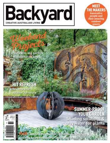 Backyard & Garden Design Ideas issue Issue#13.5 2015