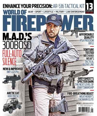 World of Fire Power issue January-February 16