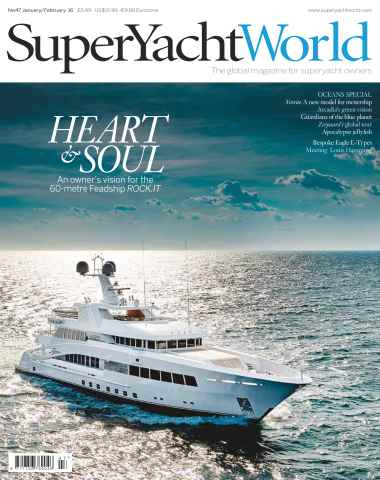 SuperYacht World issue No. 47