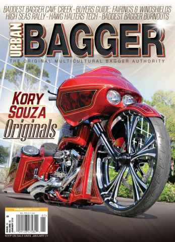 Urban Bagger issue January 2016