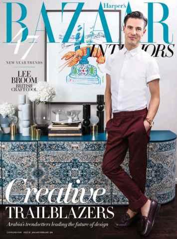 Harpers Bazaar Interiors issue Harper's Bazaar Interiors