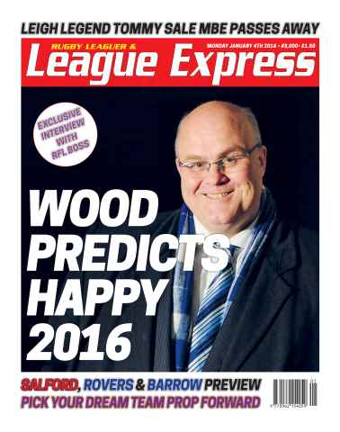 League Express issue 3000