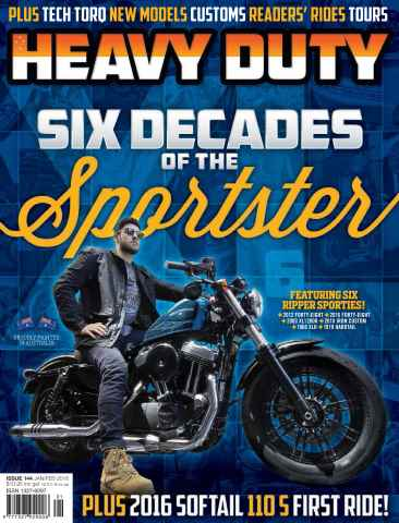 Heavy Duty issue Jan/Feb 2016 iss 144