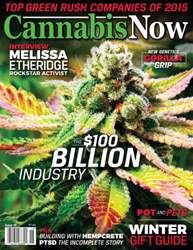 Cannabis Now issue Issue 18