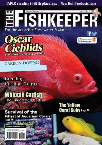 The Fishkeeper issue January/February 16