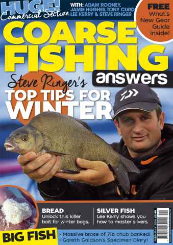 Coarse Fishing Answers issue February 2016
