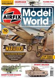 Airfix Model World issue February 2016