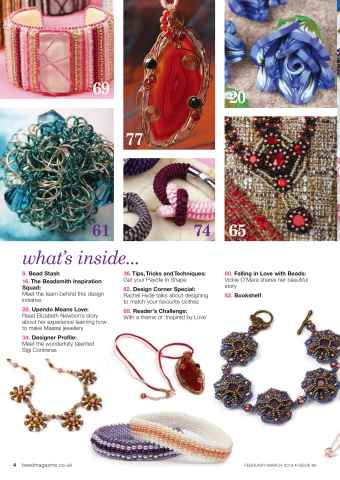 Bead Magazine Preview 4