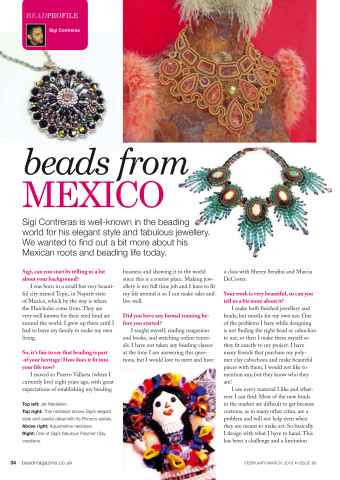 Bead Magazine Preview 34