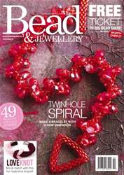 Bead Magazine issue FEB/MARCH 2016
