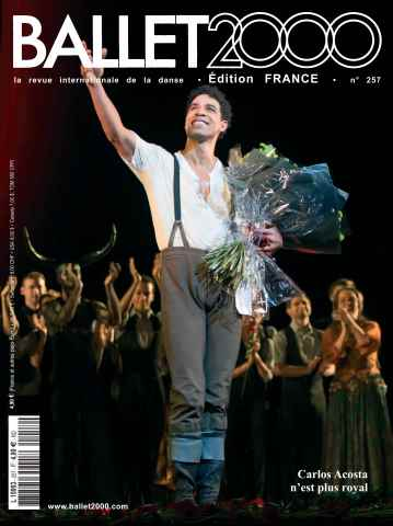 BALLET2000 Édition France issue BALLET2000 n°257