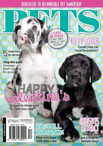 Pets issue Issue#52 2016