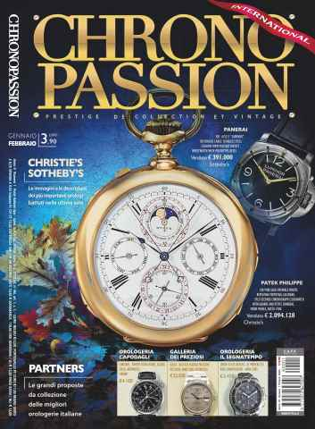 CHRONO PASSION issue Gen/Feb 2016