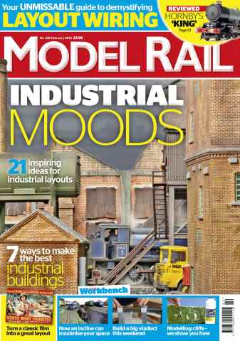 Model Rail issue February 2016