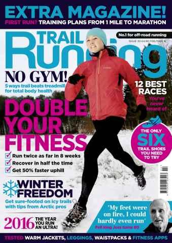 Trail Running issue Feb/Mar 2016