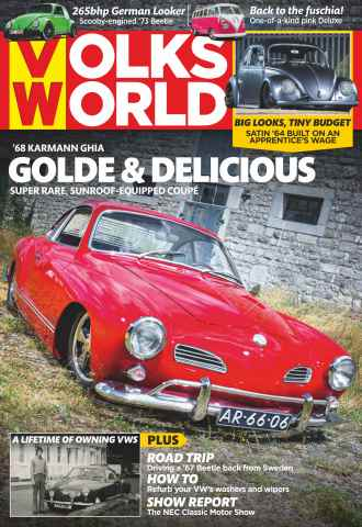 Volksworld issue March 2016