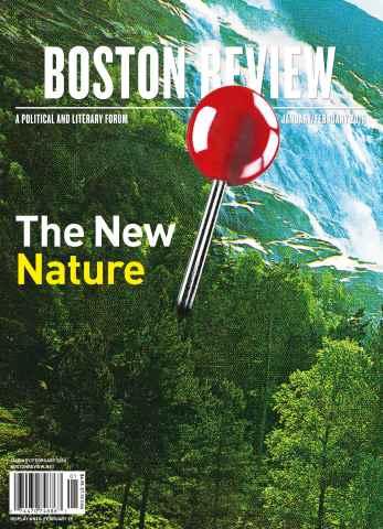 Boston Review issue Jan/Feb 2016
