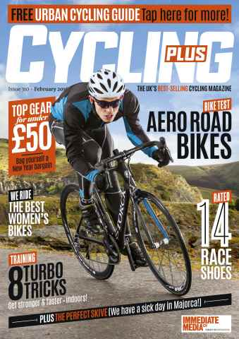 Cycling Plus issue February 2016