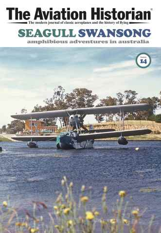 The Aviation Historian Magazine issue Issue 14