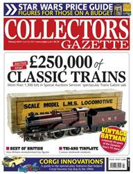 Collectors Gazette issue February 2016