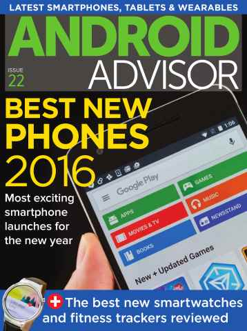 Android Advisor issue 22