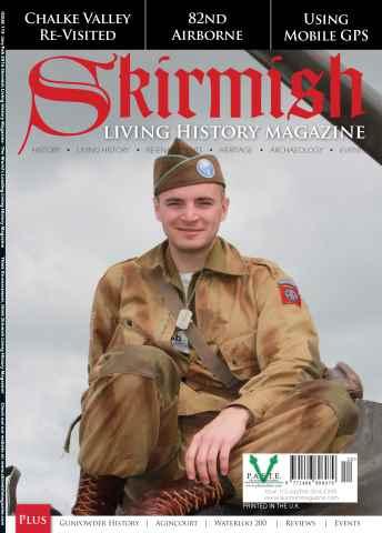 Skirmish Living History issue Skirmish Magazine Issue 115