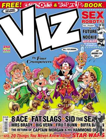 Viz issue February 2016