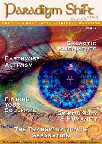 Paradigm Shift issue New Year 2016
