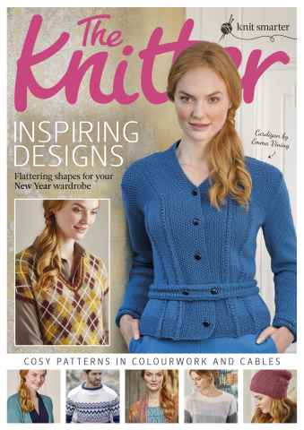 The Knitter issue Issue 93