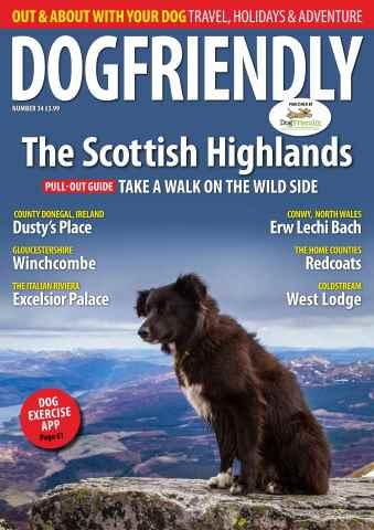 Dog Friendly issue No. 34 - Jan / Feb 2016