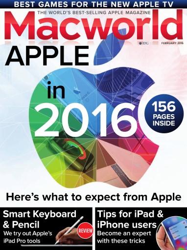 Macworld UK issue February 2016