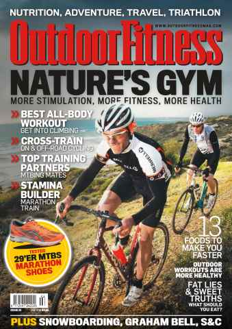 Outdoor Fitness issue No. 51 Nature's Gym