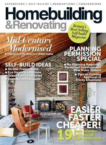 Homebuilding & Renovating issue February 2016