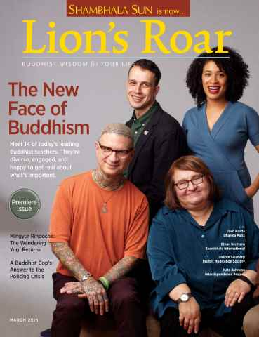 Shambhala Sun Magazine issue March 2016