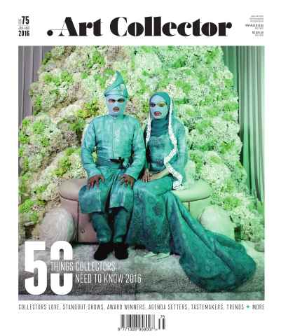 Art Collector issue Issue 75 Jan-Mar 2016