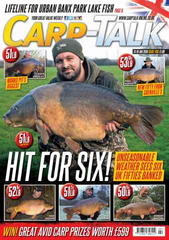 Carp-Talk issue 1105