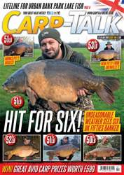 Carp-Talk issue 1105