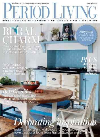 Period Living issue February 2016