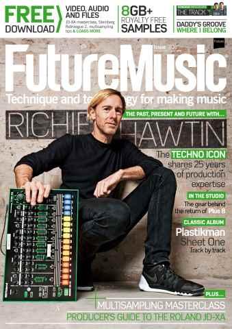 Future Music issue February 2016