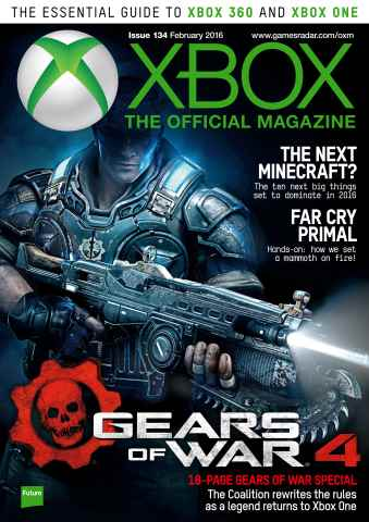 Official Xbox Magazine (UK Edition) issue February 2016