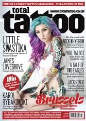 Total Tattoo issue TTM 136