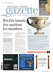 Antiques Trade Gazette issue 2224